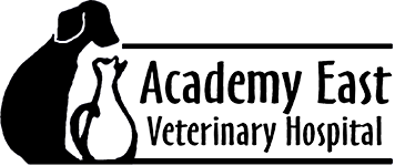 Logo for Veterinarians Fuquay Varina, North Carolina | Academy East Vet Hospital