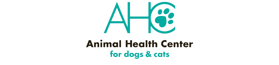Logo for Animal Health Center|Rochester, New Hampshire