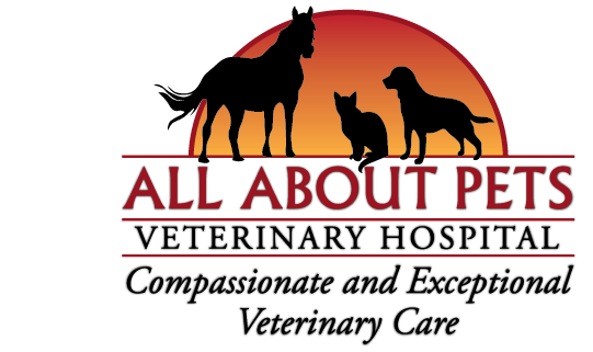 Logo for Veterinarians in Chico, California | All About Pets