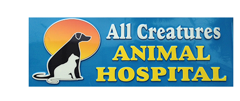 Logo for All Creatures Animal Hospital