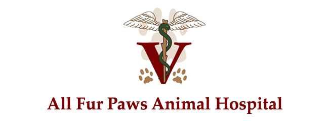 Logo for All Fur Paws Animal Hospital Millstone, New Jersey