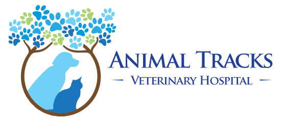 Logo for Veterinarians Decatur | Animal Tracks Veterinary Hospital
