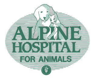 Logo for Alpine Hospital For Animals Boulder, Colorado
