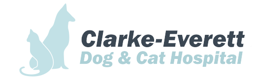 Logo for Veterinarians in Traverse City | Clarke-Everett Dog & Cat Hospital
