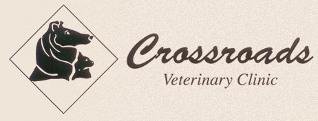 Logo for Veterinarians in Appleton | Crossroads Veterinary Clinic