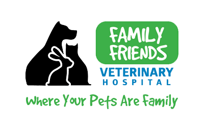Logo for Veterinarians Frisco | Family Friends Veterinary Hospital