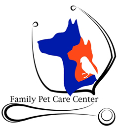 Logo for Family Pet Care Center