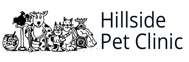 Logo for Collinsville IL Vet Clinic | Hillside Pet Clinic