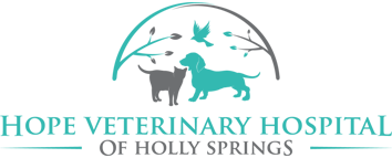 Logo for Veterinarians Holly Springs | Hope Veterinary Hospital of Holly Springs