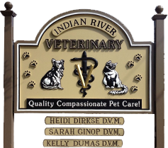 Logo for Veterinarians Indian River | Indian River Veterinary Clinic