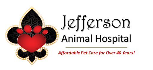 Logo for Jefferson Animal Hospital St. Louis, Missouri