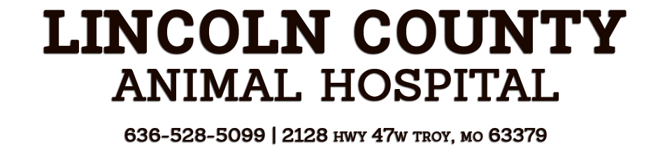 Logo for Veterinarians in Troy, Missouri | Lincoln County Animal Hospital