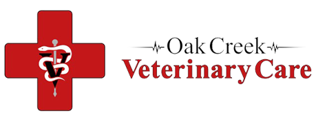 Logo for Oak Creek Veterinary Care Oak Creek, Wisconsin