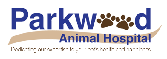 Logo for Parkwood Animal Hospital