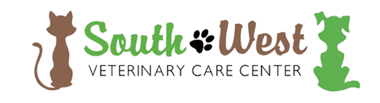 Logo for South West Veterinary Care Center Cape Coral, Florida