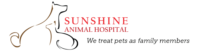 Logo for Sunshine Animal Hospital Pembroke Pines, Florida