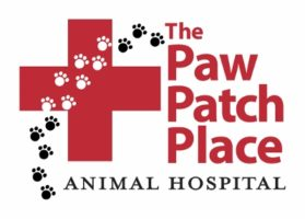 Logo for The Paw Patch Place Indianapolis Indiana