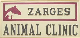 Logo for Veterinarians El Paso, Texas | Zarges Animal Clinic